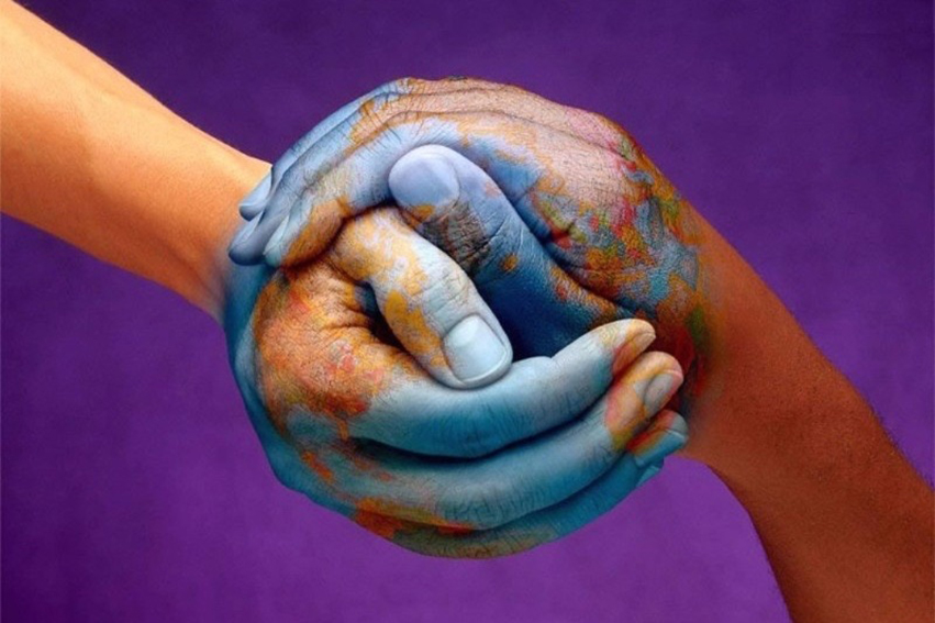 One persona together with other human being create Mankind